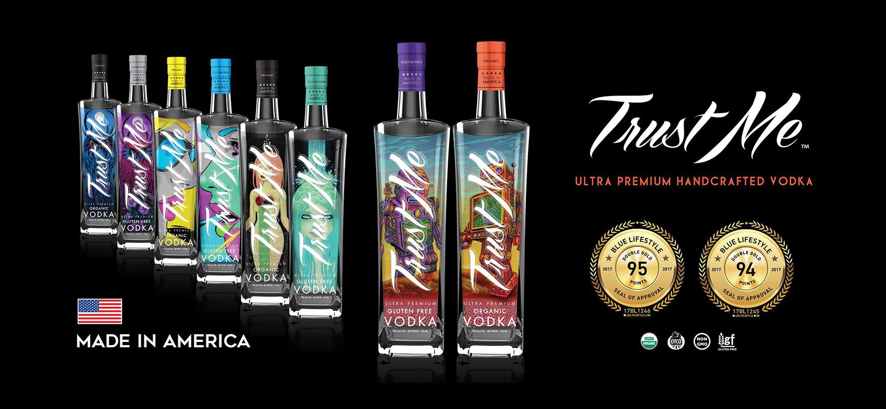 Tom Pernice Jr. Charity Pro-Am Golf Tournament - Trust Me Vodka