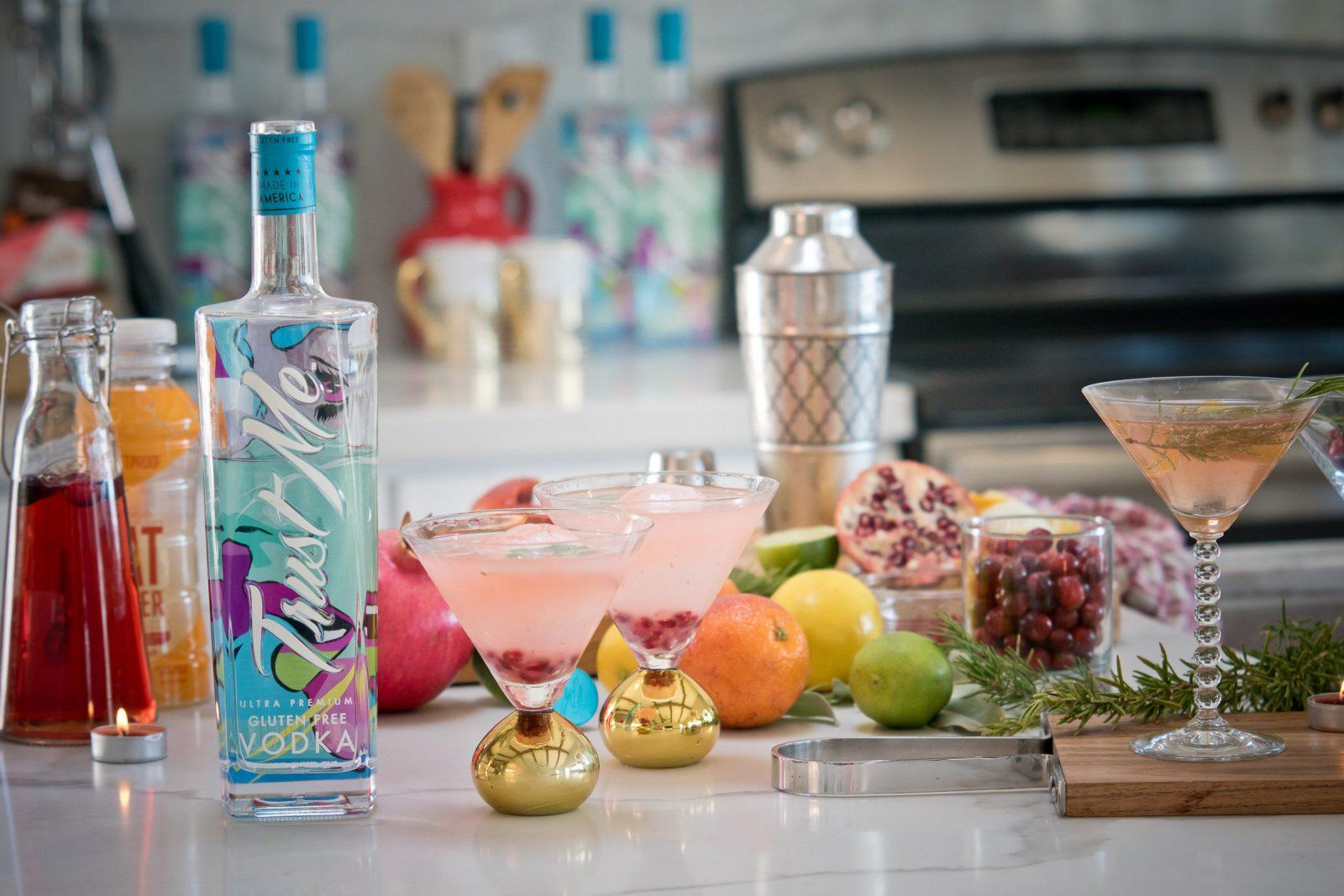 White Sage Elixir Martini