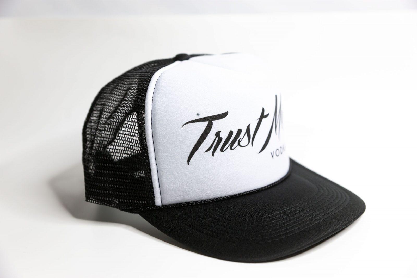 Trust Me Logo Trucker Hat