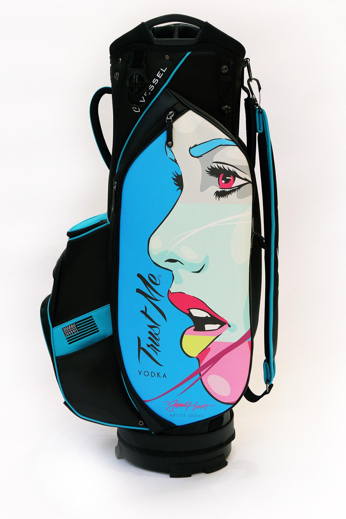 ORGANIC HAUNT CART BAG